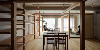 間取り替えができるマンションリノベーション: すまい研究室 一級建築士事務所が手掛けたです。
