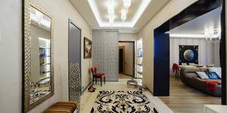 Ре-декорирование холла: Коридоры, прихожие, лестницы в . Автор – Arte-Grup