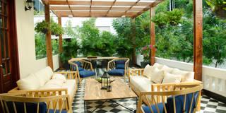 Terrace by RCRD Studio