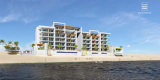 Condominios residenciales: Condominios de estilo  por Grupo Arsciniest