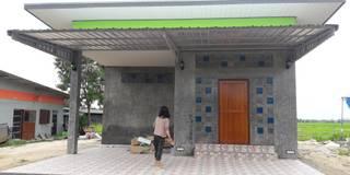 Casas unifamiliares de estilo  por ช่างณมิตร