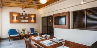 Terrace by KC ARQUITETURA urbanismo e design