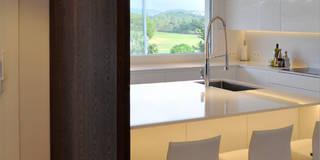 La cocina: Cocinas de estilo moderno de Rardo - Architects