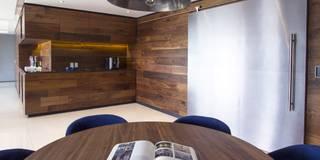 moderne Esszimmer von Concepto Taller de Arquitectura