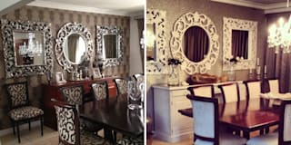 : classic Dining room by Redesign Interiors
