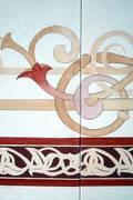 Ornament, Reproduktion:   von Wohnen & Kunst