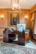 Bureel: klasieke Studeerkamer/kantoor door Alewaters & Zonen