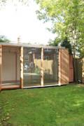 exterior: modern Garden by 3rdspace