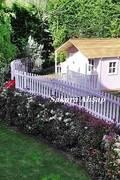 Sakura Ahşap – Ahşap Prenses Oyun Evi: klasik tarz tarz Bahçe