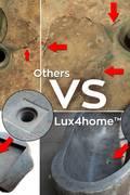 Przyzwyczailiśmy się już, że produkty Lux4home™: styl , w kategorii  zaprojektowany przez Lux4home™