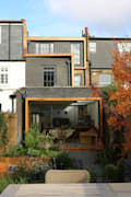 Albion Road : minimalistic Garden by IQ Glass UK