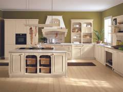 Country: Cucina in stile in stile Moderno di doimo cucine
