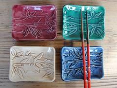 Ayşe Şakarcan Ceramics – Sushi Seti:  tarz