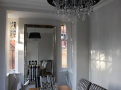 DECADENT DINING ROOMS: modern Dining room by Debra Carroll Interiors