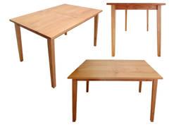 STÓŁ / TISCH CHERRY: styl , w kategorii Jadalnia zaprojektowany przez B.T. Meble