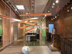 moderne Wohnzimmer von Hinson Design Group