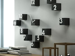Progetti Rnd Time Wall Clock:   by Just For Clocks