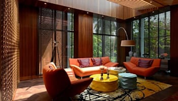 INTERIOR: Living Room By Midas Dezign