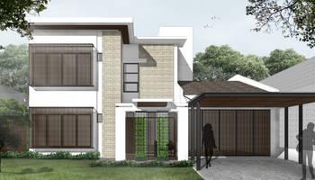 :  Rumah by SAE Studio (PT. Shiva Ardhyanesha Estetika)