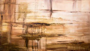 Quadro Abstrato - Pintura Abstrata: Arte  por Atelier de Pintura Anette Schnaider