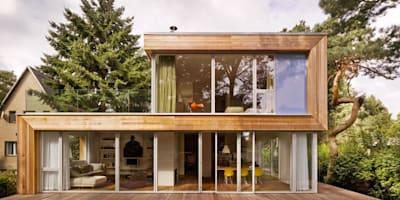 Habitações  por Innenarchitektur Berlin