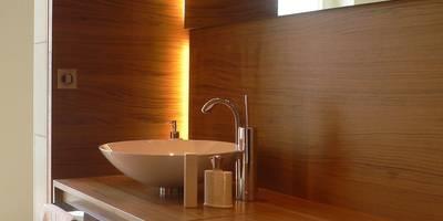innenarchitektur-rathke: klasik tarz tarz Banyo