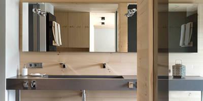 Casas de banho escandinavas por Coblonal Arquitectura
