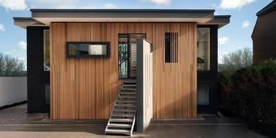 Casas de estilo moderno de AR Design Studio