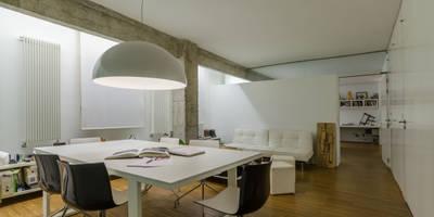 Estudio de arquitectura:  de estilo  de ADDEC arquitectos