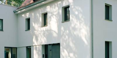 modern Houses by C95 ARCHITEKTEN