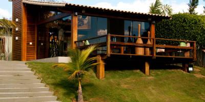 บ้านและที่อยู่อาศัย by NATALIE TRAMONTINI ARQUITETURA E INTERIORES