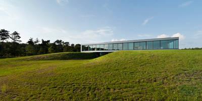 Bridge House: moderne Huizen door 123DV Moderne Villa's