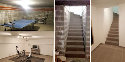 Cellar renovation:   von Neil Brown - Handyman & Renovations