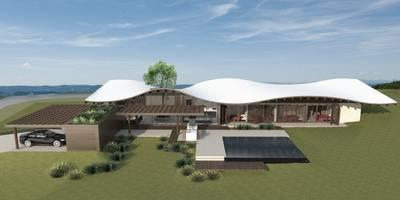 CASA 88º: Casas tropicais por Atelier O'Reilly
