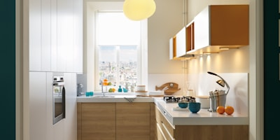 Cocinas de estilo escandinavo por Schmidt Palmers Green