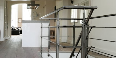 Cozinhas modernas por Kodde Architecten bna