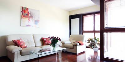SALON PO METAMORFOZIE: styl , w kategorii Salon zaprojektowany przez Better Home