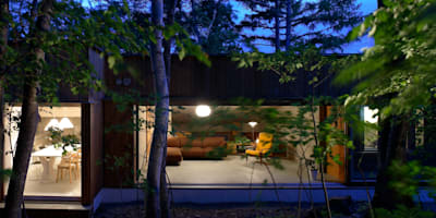 雁木のある家: YASUO TERUI Architects Inc.が手掛けた家です。