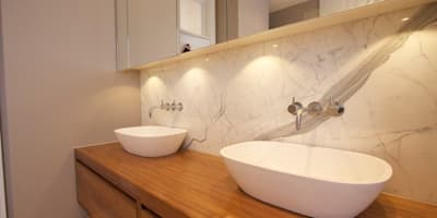 modern Bathroom by CATO creative