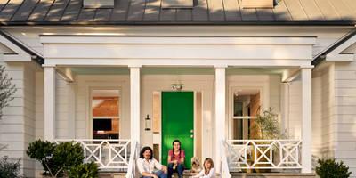 Maisons de style de style Moderne par Hugh Jefferson Randolph Architects