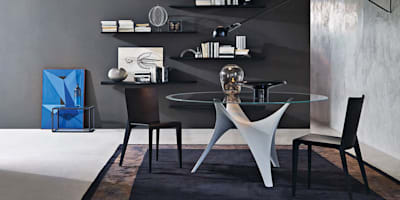 Arc Table by Molteni & C:   by Campbell Watson