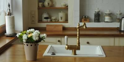 Cozinhas rústicas por 'Rustykalnia'  Sztuka Wnętrza