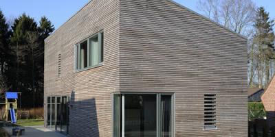 บ้านและที่อยู่อาศัย by JEBENS SCHOOF ARCHITEKTEN