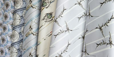 Heritage Collection Luxury Fabrics:   by Rachel Reynolds