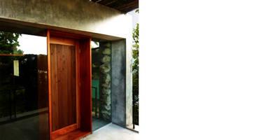 Estudio W14: Casas de estilo moderno por TACO Taller de Arquitectura Contextual