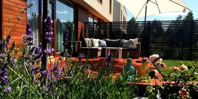 Relaksa na świeżym powietrzu : styl , w kategorii Ogród zaprojektowany przez Miejskie Ziele