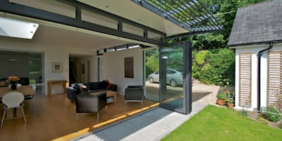 Case in stile in stile Moderno di DUA Architecture LLP