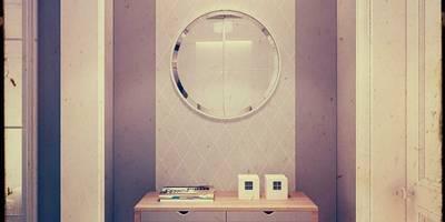 Kill Bill. New York. 2014: Коридоры, прихожие, лестницы в . Автор – KAPRAN DESIGN (interior workshop)