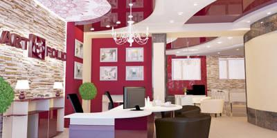 Офис: Рабочие кабинеты в . Автор – mysoul