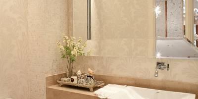 klassische Badezimmer von Mariane e Marilda Baptista - Arquitetura & Interiores